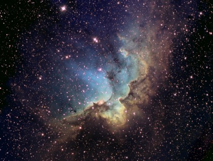 The Wizard Nebula